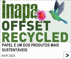 Papel é um dos produtos mais sustentáveis