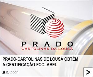 PRADO-CARTOLINAS DE LOUSÃ OBTÉM A CERTIFICAÇÃO ECOLABEL