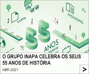 O GRUPO INAPA CELEBRA OS SEUS 55 ANOS DE HISTÓRIA