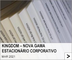 KINGDOM – Nova gama estacionário corporativo