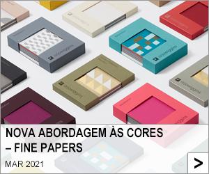 Nova abordagem às cores – Fine Papers