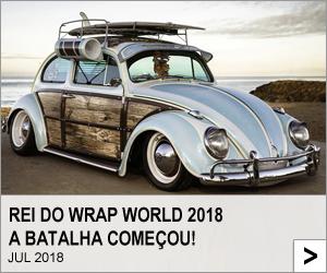 Rei do Wrap World 2018 - a batalha começou!
