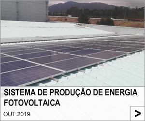 Sistema de Produção de Energia Fotovoltaica – Inapa