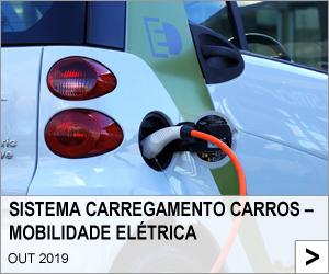 Sistema Carregamento Carros – Mobilidade elétrica