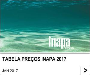 TABELA PREÇOS INAPA 2017